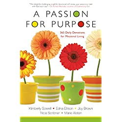A Passion for Purpose