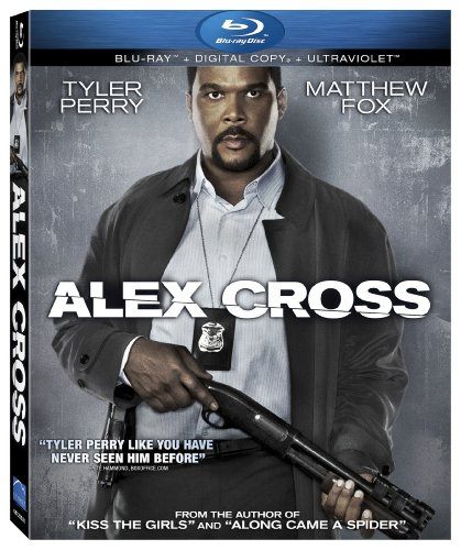 Alex Cross [Blu-ray + Digital Copy + UltraViolet] DVD