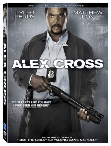 Alex Cross [DVD + Digital Copy + UltraViolet] DVD