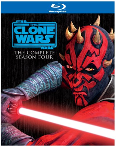 Star Wars: The Clone Wars - Season Four [Blu-ray] DVD