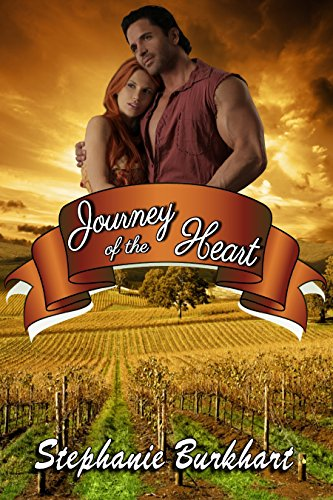 Book A dude in a white long sleeved shirt and a cowboy hat embracing a woman - totally normal except they're sliced in the middle and beneath the banner for the book title is a set of dark grapes that kind of look like he's pooping.