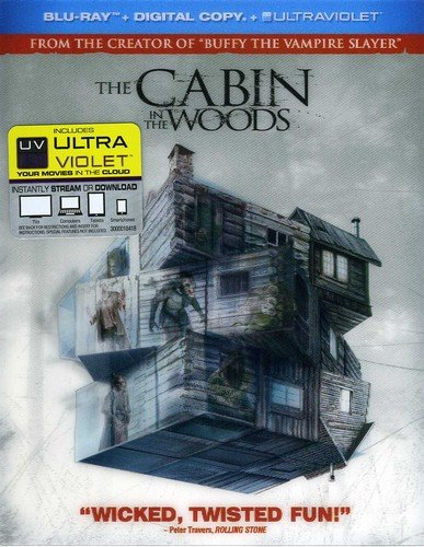 The Cabin In The Woods [Blu-ray] DVD