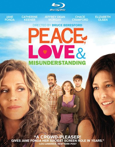 Peace Love & Misunderstanding [Blu-ray] DVD