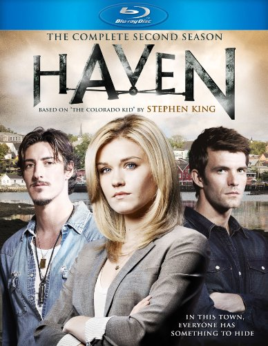Haven: Complete Second Season [Blu-ray] DVD