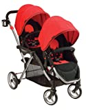 reversible seating option stroller