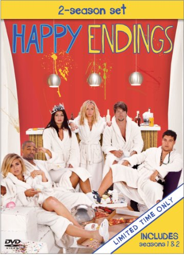Happy Endings: Seasons 1 & 2 DVD