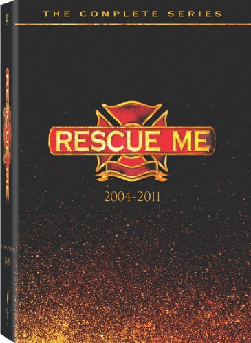Rescue Me: The Complete Series DVD