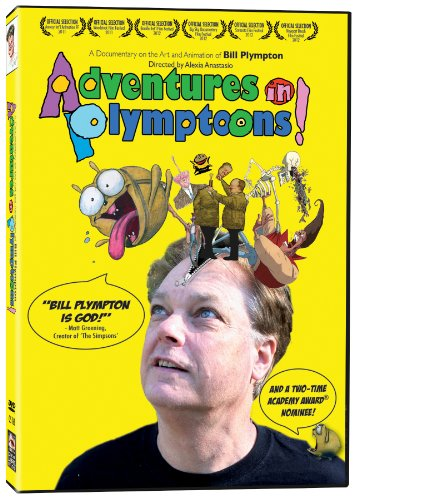 Adventures in Plymptoons! cover