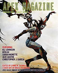 TOC: Apex Magazine #38 (July 2012)