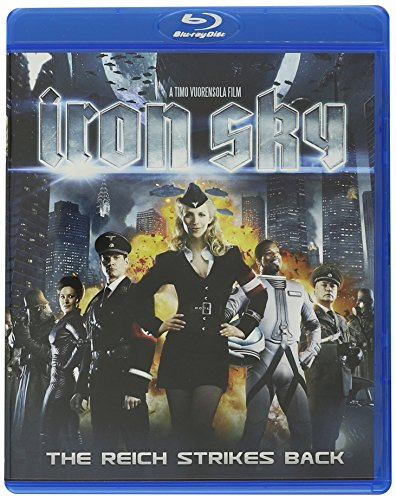 Iron Sky [Blu-ray] DVD