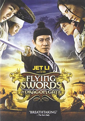 The Flying Swords of Dragon Gate DVD