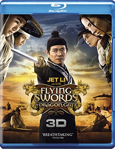 The Flying Swords of Dragon Gate [Blu-ray] DVD