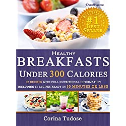 Quick Fix Healthy Breakfasts Under 300 Calories