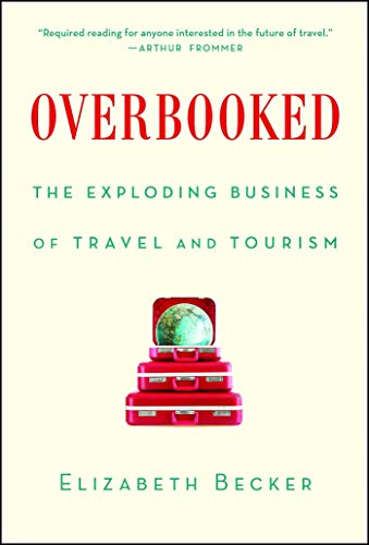 Cover Art for Overbooked by Elizabeth Becker