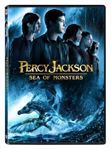 Percy Jackson: Sea of Monsters DVD