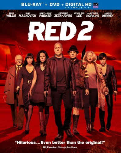 Red 2 [Blu-ray] DVD
