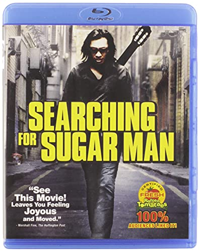Searching for Sugar Man [Blu-ray] DVD