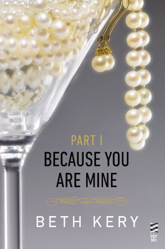 Part I: Because You are Mine: pearls in a martini galss.