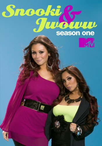 Snooki & JWOWW: Season 1 DVD