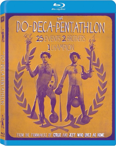 The Do-Deca-Pentathlon [Blu-ray] DVD