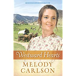 Westward Hearts (Homeward on the Oregon Trail Book 1)