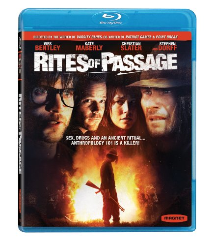 Rites of Passage [Blu-ray] DVD