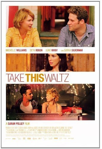 Take This Waltz [Blu-ray] DVD