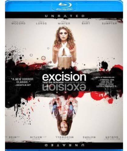 Excision [Blu-ray] DVD