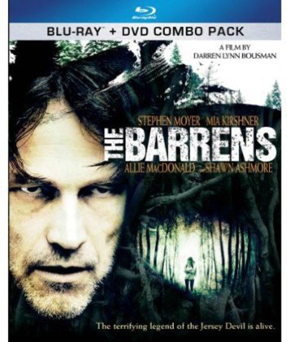 The Barrens [Two-Disc Blu-ray/DVD Combo] DVD
