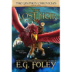 The Lost Heir (The Gryphon Chronicles)
