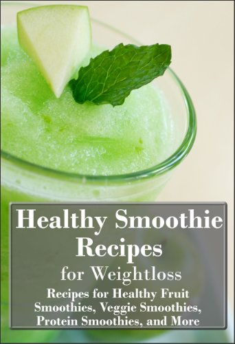 fruit ninja healthy fruit smoothie recipes for weight loss