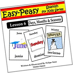 Days of the Week in Spanish   Months in Spanish   Seasons in Spanish