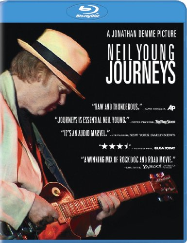 Neil Young Journeys [Blu-ray] DVD