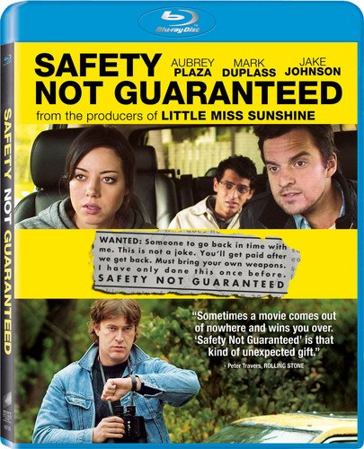 Safety Not Guaranteed [Blu-ray] DVD
