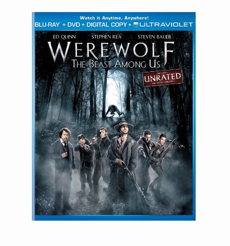 Werewolf: The Beast Among Us  DVD
