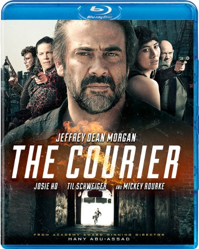 The Courier [Blu-ray] DVD