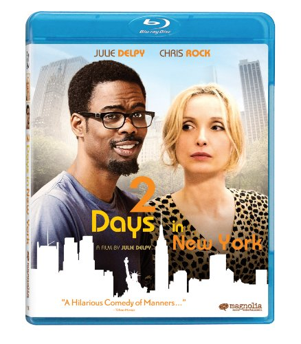 2 Days in New York [Blu-ray] DVD