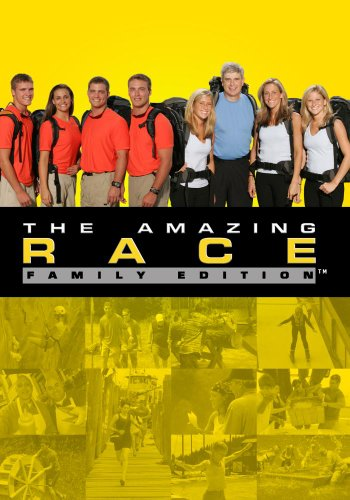 The Amazing Race Season 8 DVD