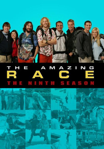 The Amazing Race Season 9 DVD