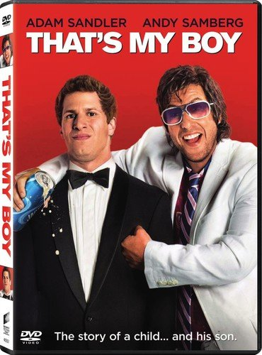 That's My Boy DVD