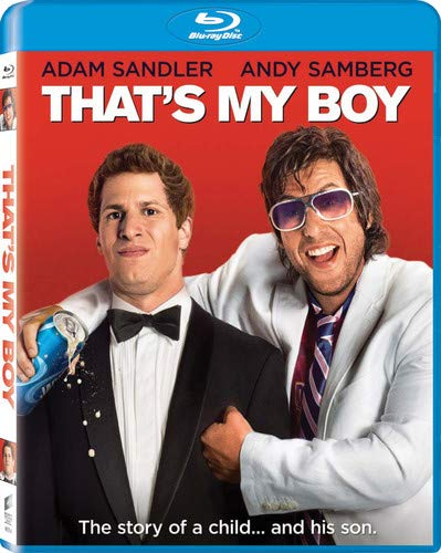 That's My Boy [Blu-ray] DVD