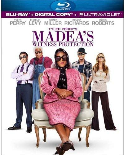 Tyler Perry's Madea's Witness Protection [Blu-ray] DVD