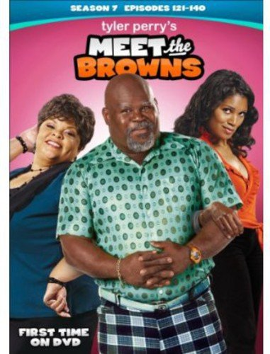 Tyler Perry's: Meets the Browns Season 7 DVD