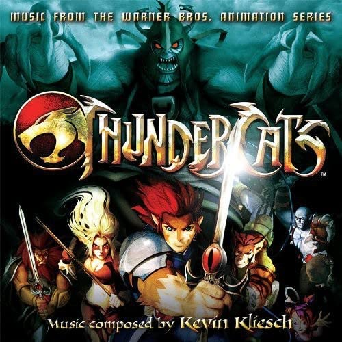 thundercats soundtrack from the motion picture