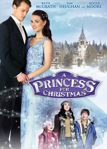 A Princess For Christmas DVD