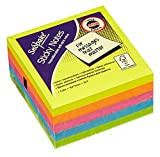 Product Image of Snopake 11702 Sticky Note Cube (450 Sheets/Cube) - 76 x 76...