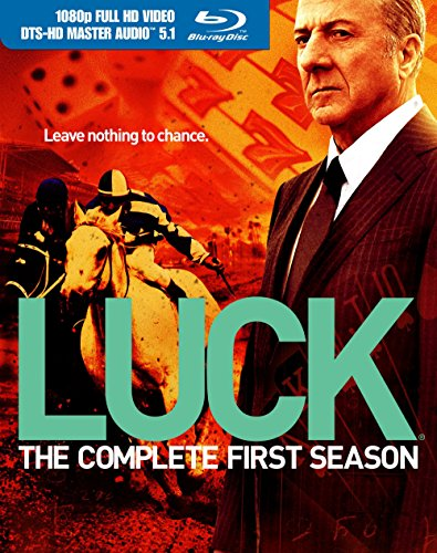 Luck: The Complete First Season [Blu-ray] DVD
