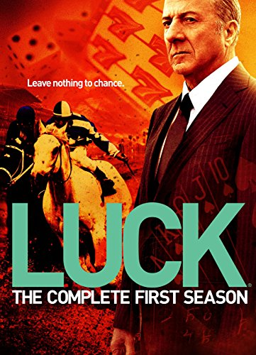 Luck: The Complete First Season DVD