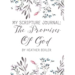 My Scripture Journal: God's Promises