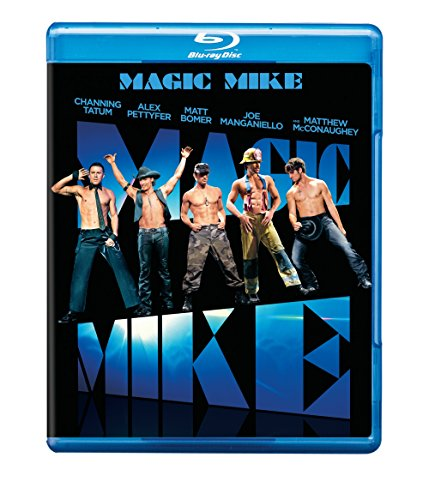 Magic Mike [Blu-ray] DVD